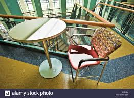 100 College Table And Chairs And Chair In A College Student Lounge Stock Photo 277540165