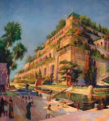 100 Images Of Hanging Gardens The Of Babylon Asian Geographic Magazines