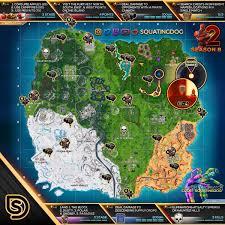 Mapa De Fortnite Temporada 9 En Espanol Fortnite Season 5