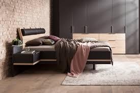 nolte concept me 500 bett mit nachtschränken möbel letz