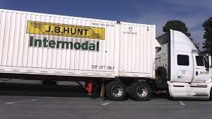J.B.Hunt Trucking Company Intermodal Divsion In(HD) Douglasville,Ga ...