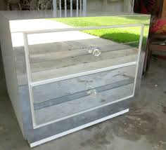 Pier One Mirrored Dresser by Decorating Marvelous Mirrored Nightstand For Your Antique Decor