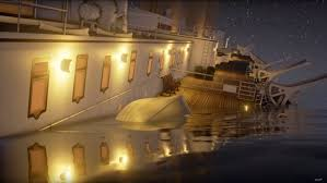 Titanic Sinking Animation 2012 by 12 Titanic Sinking Simulation Real Time Real Time