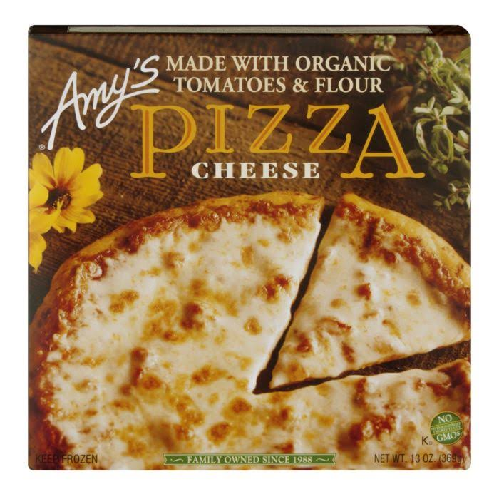 Amy's Kitchen Organic Cheese Pizza - 13oz
