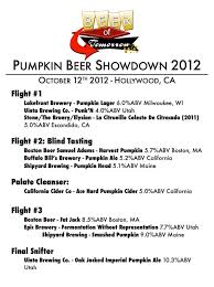 Lakefront Pumpkin Lager by Pumpkin Beer Showdown The Gourdy Dozen U2013 Beer Of Tomorrow