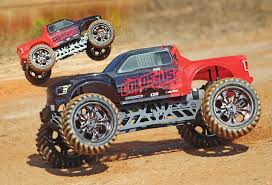 100 Cen Rc Truck CEN Colossus XT