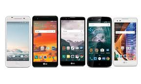 LG HTC and ZTE Prepaid 4G Android Smartphones for Boost Mobile