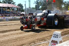 100 Truck And Tractor Pull Schedule 7PM NTPA And Muskingum County Fairgrounds