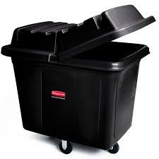 Rectangular Cube Truck - 12 Cubic Feet | Trashcans Warehouse Casters And Wheels For Rubbermaid Products Janitorial Hygiene Tias Total Industrial Safety Plastic Tilt Truck Max 9525 Kg 102641 Series Rubbermaid Tilt Truck 600 Litre Heavy Duty Fg1013 Wheeliebinwarehouse Uk Commercial Products 1 Cu Yd Black Hinged Arlington Fa426 Product Information Amazoncom Polyethylene Box Cart 450 Lbs Shop Utility Carts At Lowescom Wheels Ebay 34 Cubic Yard Trash Cans Trolley For Slim Jim Receptacles Trucks