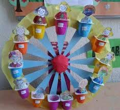 Waste Material Craft Ideas For Kids 15 Best Things From Images On Pinterest Of