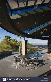 100 Lautner House Palm Springs United States California The Elrod