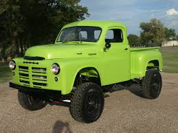 1949 Dodge Pickup 4wd Custom 4x4 - Classic Dodge Other Pickups 1949 ...