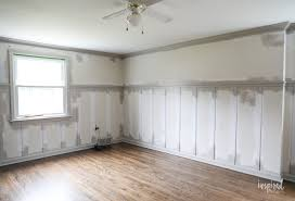 100 One Bedroom Design How To Install Board And Batten Room Challenge Week 2