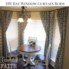 Restoration Hardware Curtain Rod Instructions by Diy Custom Curtain Rods A Professional Look At A Fraction Of The