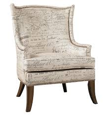 Carls Patio Furniture Boca Raton by Hooker Furniture Sanctuary Paris Accent Chair With Exposed Wood