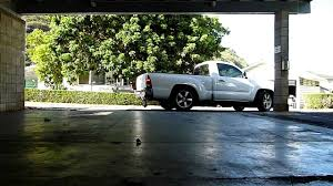 100 Truck Backup Alarm 2008 Toyota Tacoma YouTube