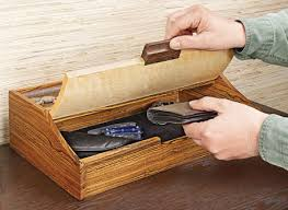 Dresser Valet Woodworking Plans by Dresser Top Valet Woodsmith Plans