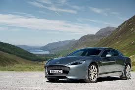 Aston Martin Rapide S The world s most beautiful 4 door sports