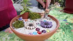 Disney Fairy Garden Decor by How To Make A Fairy Garden How To Make A Fairy Garden That Is Easy