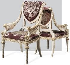 casa padrino luxus barock esszimmer stuhl set lila silber weiß gold 62 x 74 x h 103 cm prunkvolles küchen stühle 4er set hotel restaurant