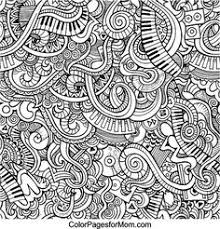 Doodles 59 Coloring Page