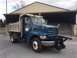 1999 Sterling Single Axle Dump Truck With Spreader 63,000 Miles ... 1995 Intertional 8100 Single Axle Dump Truck Dt 466 Diesel 6sp 2007 Mack Cv713 For Sale 79900 Or Make Offer Triaxle Steel Youtube 2002 Sterling L8500 Sale By Arthur Keep On Truckin Dump Trucks For Sale In Md Intertional 4300 1989 Ford F700 Vin1fdnf7dk9kva05763 429 Ho Scale Singaxle White W 1999 Single Axle Dump Truck With Spreader 63000 Miles