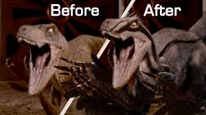 Expert Dinosaur Artist Updates Jurassic Park Raptors