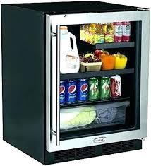 Refrigerator With Locksing Door Built In Side By Side Refrigerator