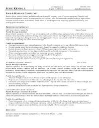 Resume Cook Objective Sample Career Examples Line Chef For Of A Cool Cooking Skills