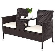 Amazon.com: Patio Rattan Table Chairs Set Seat Sofa Loveseat ... 315 Round Alinum Table Set4 Black Rattan Chairs 8 Seater Ding Set L Shape Sofa Brown Beige Garden Amazoncom Chloe Rossetti 17 Piece Outdoor Made Coffee Table Set Stock Photo Image Of Contemporary Hot Item Modern Fniture Stainless Steel And Lordbee Large 5 Pcs Patio Wicker Belleze 3 Two One Glass Details About Chair Cushion Home Deck Pool 3pc Durable For Pcs New Y7n0