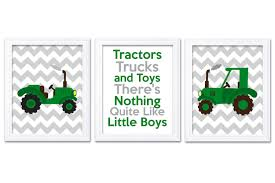 100 Trucks And Toys Nursery Art Tractors And Theres Nothing Quite Like