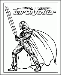 Star Wars Printables Coloring Pages 1