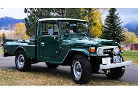 EBay Find: 1978 Toyota FJ45 Land Cruiser Longbed Pickup - Truck Trend