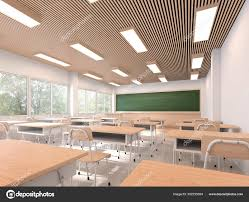 100 Contemporary Ceilings Modern Classroom Render Rooms Have White Walls
