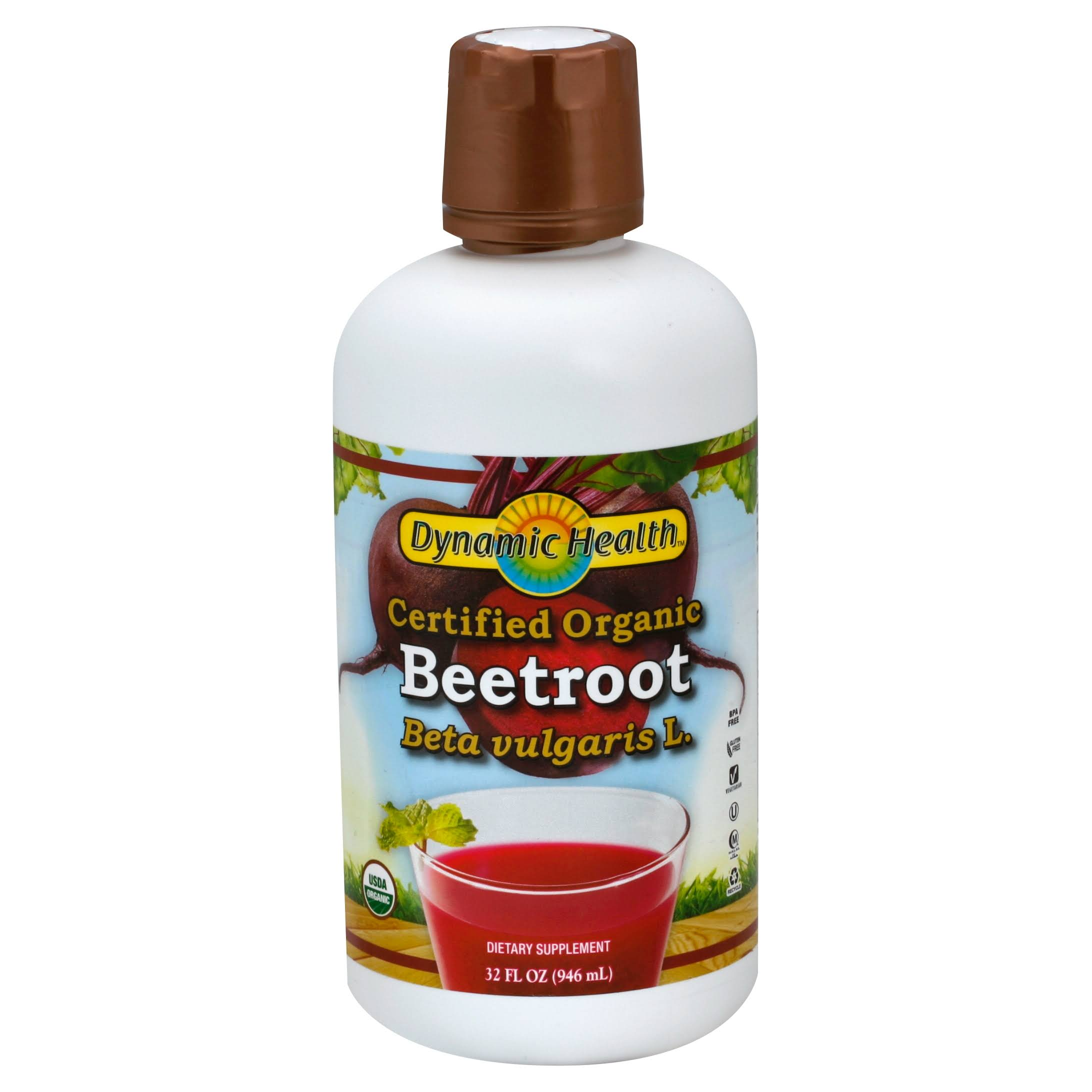 Dynamic Health Beetroot Juice - 32oz