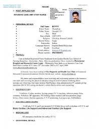 Cover Letter Ideas Collection Nursing Cv Template Veterinary Nurse