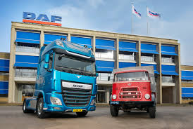 DAF Trucks - 90 Years Of Innovative Transport Solutions - DAF Trucks ...