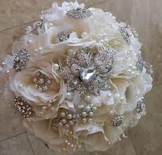 silk flowers wedding bouquets diy