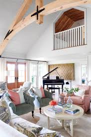 Southern Living Traditional Living Rooms by The Farmhouse Of Our Dreams All Started With A Single Instagram