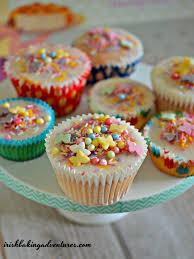 CUSTARD FAIRY CAKES