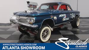 1964 Chevrolet Corvair | Streetside Classics - The Nation's Trusted ... Jay Lenos Garage 1961 Corvair Rampside Photo 327951 Nbccom 10 Forgotten Chevrolets That You Should Know About Page 3 1962 Chevrolet 95 Barn Find Truck Patina Very Rare Pickup On S 1st St This Afternoon Atx Car Corvantics A Photo Flickriver Chevy Yelwht Daytonaspdwy032815 Youtube Very 3200 Loadside Pick Up Ebay No Reserve Auction Trucks Pinterest