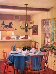 We Want To Remodel The 1969 Kitchen And Are Replacing 1980s AppliancesWhat Kind Of Was Modern In 1963 Colonial Decorating Still