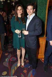Annabel Waley Cohen Looked Elegant In A Green Dress While Sam