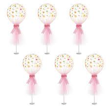 Amazoncom Suppromo 12 Inch Party Latex Polka Dot Balloons Tutu