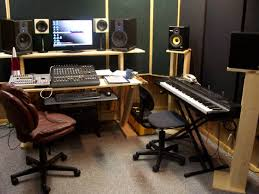 Home Recording Studio Interior Design
