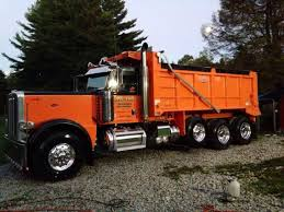 20 Cubic Yard Dump Truck Plus Electric Pump Together With Safety ...