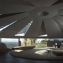 100 John Lautner Houses S Concrete Domed Elrod House Overlooks Coachella Valley