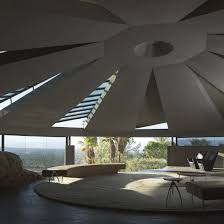 100 John Elrod Lautners Concrete Domed House Overlooks