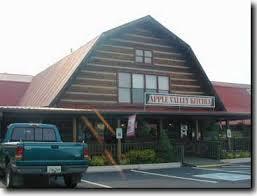 Apple Valley Kitchen Restaurant in Townsend TN by