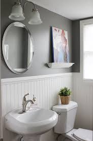 Small Bathroom Wainscoting Ideas by Best 25 Bead Board Bathroom Ideas On Pinterest Bead Board Walls